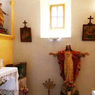 Statue Chapelle Saint-Sauveur – Le Mas 06
