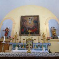 Autel de la Chapelle Saint-Sauveur Saint-Sauveur – Le Mas 06