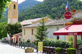 Snack Restaurant Chez Pat Roquestéron