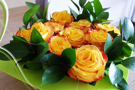 Créations florales Fleur d'Ettun, compositions florales et ornement floral dans les Alpes-Maritimes (06) et Monaco – Evénementiel – Lieux de fête – Hôtel – Espace de travail