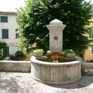 La fontaine – Roquestéron 06910