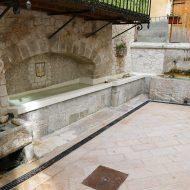 Fontaine-lavoir – Roquestéron 06910