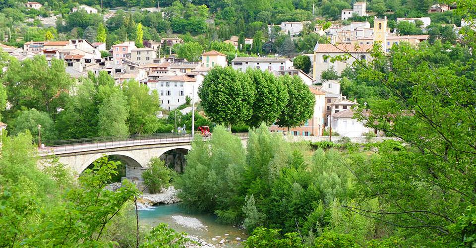 Village de Roquestéron 06910