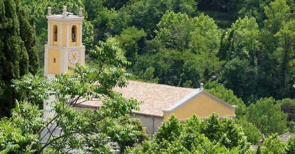 Eglise Saint Arige
