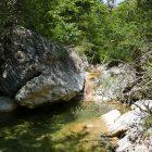 #FrenchMerveilles / Région PACA / Côte d'Azur / Alpes-Maritimes (06) / Vallée de l'Estéron / Côté Nature / Outdoor / Randonnée / Canyon dans la Vallée de l'Estéron – Photo n°7