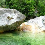 #FrenchMerveilles / Région PACA / Côte d'Azur / Alpes-Maritimes (06) / Vallée de l'Estéron / Côté Nature / Outdoor / Randonnée / Canyon – Vallée de l'Estéron – Photo n°17