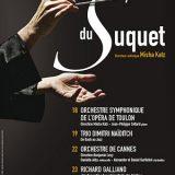 Nuits musicales du Suquet, Cannes, Du 18 au 23 juillet 2019