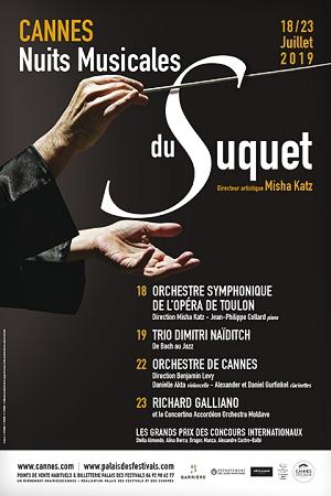 Nuits musicales du Suquet