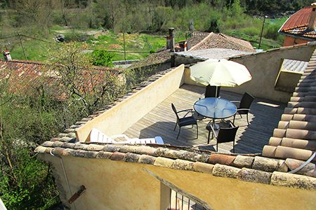LES BONNES ADRESSES DE LA CÔTE D'AZUR / ALPES-MARITIMES (06) / Vallée de l'Estéron / Le Vignon et Le Pigeonnier – Location Roquestéron 06910 – Maisons de village