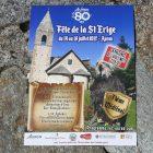 #CotedAzurFrance / Alpes-Maritimes (06) / Auron / Traditions & Festivités / Fête de la Saint Erige 2017 – Auron – Juillet 2017 – Photo n°1