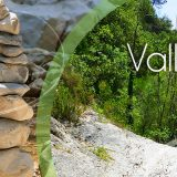 Canyon dans la Vallée de l'Estéron