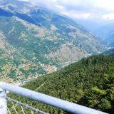 #CotedAzurFrance / Alpes-Maritimes (06) / Auron / Nature & Sensations / Le Vertige d'Auron – Un panorama époustouflant sur la Vallée de la Haute-Tinée – Photo n°13