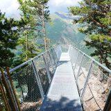 #CotedAzurFrance / Alpes-Maritimes (06) / Auron / Nature & Sensations / Le Vertige d'Auron – Un panorama époustouflant sur la Vallée de la Haute-Tinée – Photo n°6