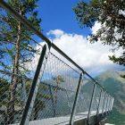 #CotedAzurFrance / Alpes-Maritimes (06) / Auron / Nature & Sensations / Le Vertige d'Auron – Un panorama époustouflant sur la Vallée de la Haute-Tinée – Photo n°8