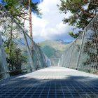 #CotedAzurFrance / Alpes-Maritimes (06) / Auron / Nature & Sensations / Le Vertige d'Auron – Un panorama époustouflant sur la Vallée de la Haute-Tinée – Photo n°9