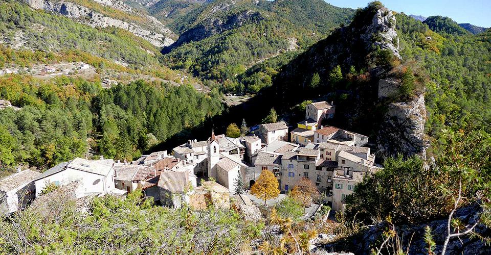 Village de Cuebris - 06910