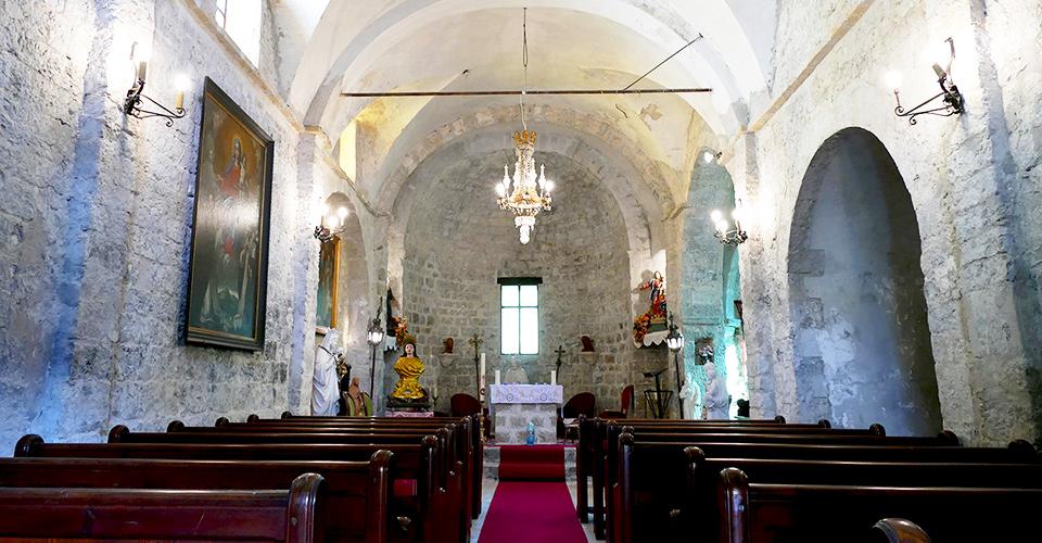 Intérieur de l'église - Cuebris-06910