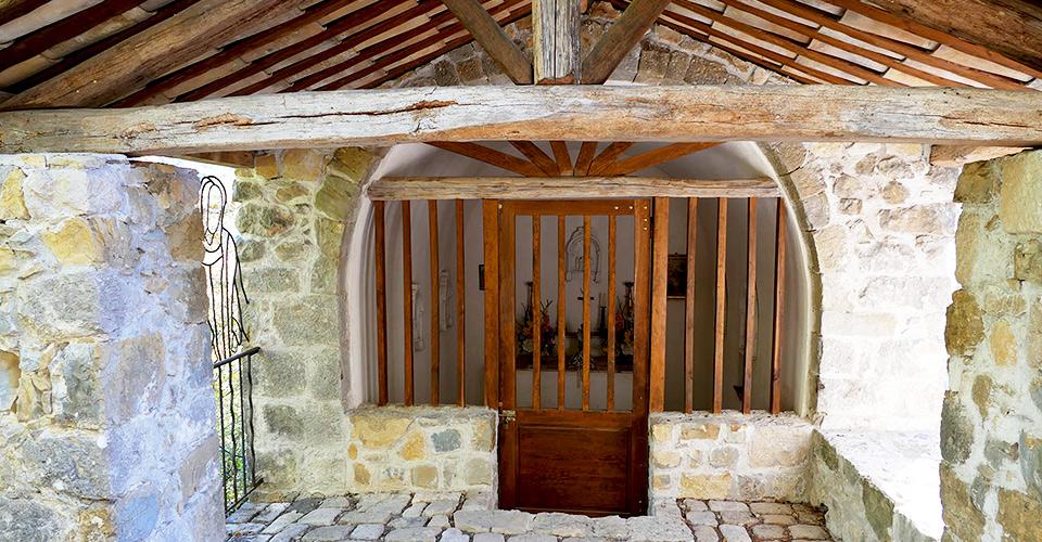 Chapelle Notre-Dame de Cuébris - Cuebris-06910
