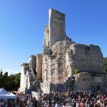 #CotedAzurNow / Alpes-Maritimes (06) / La Turbie / Spectacles & Festivités / Les Romains invitent les Gaulois – Trophée d'Auguste – La Turbie – Photo n°17
