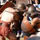 #CotedAzurNow / Alpes-Maritimes (06) / La Turbie / Spectacles & Festivités / Les Romains invitent les Gaulois – Trophée d'Auguste – La Turbie – Photo n°19