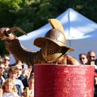 #CotedAzurNow / Alpes-Maritimes (06) / La Turbie / Spectacles & Festivités / Les Romains invitent les Gaulois – Trophée d'Auguste – La Turbie – Photo n°23