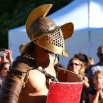 #CotedAzurNow / Alpes-Maritimes (06) / La Turbie / Spectacles & Festivités / Les Romains invitent les Gaulois – Trophée d'Auguste – La Turbie – Photo n°26