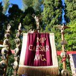 #CotedAzurNow / Alpes-Maritimes (06) / La Turbie / Spectacles & Festivités / Les Romains invitent les Gaulois – Trophée d'Auguste – La Turbie – Photo n°29