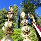 #CotedAzurNow / Alpes-Maritimes (06) / La Turbie / Spectacles & Festivités / Les Romains invitent les Gaulois – Trophée d'Auguste – La Turbie – Photo n°30