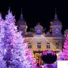 Côte d'Azur & Principauté de Monaco / Décors et illuminations de Noël – Décembre 2017 – Casino Monte-Carlo – Principauté de Monaco – Photo n°6