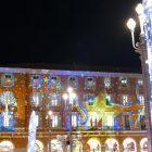 Côte d'Azur & Principauté de Monaco / Décors et illuminations de Noël – Décembre 2017 – Place Masséna – Nice – Photo n°3