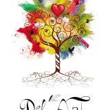 DEL'ARTHERAPIE – Atelier d'Art-thérapie pour tout public – Atelier d'expression créative – Photo n°1