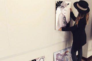 Kelly Galarato Art – Exposition Tourrette-Levens