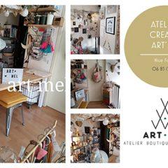Art'Mel – Atelier boutique – Ateliers créatifs à Nice