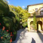 Alpes-Maritimes (06) / Menton / Parcs & Jardins / Jardin botanique du Val Rahmeh – Jardin remarquable – Menton – Février 2018 – Photo n°1