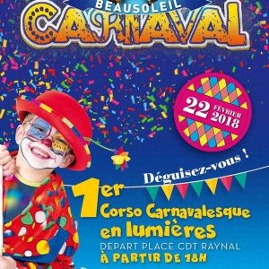 Corso Carnavalesque Nocturne