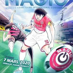 MAGIC Monaco, Manga, Comics, Samedi 7 mars 2020