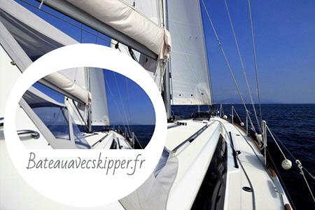 Location de bateau avec skipper Golfe-Juan (06220) – Voilier avec skipper – Alpes-Maritimes – Côte d'Azur