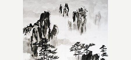 Margitta  VOIGT – Peinture chinoise traditionnelle