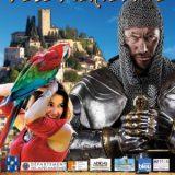 Fête Médiévale de Tourrette-Levens, Dimanche 15 avril 2018, Tourrette-Levens Village(06690) / Alpes-Maritimes (06) / Côte d'Azur