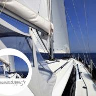 Location de bateau avec skipper Golfe-Juan (06220) – Voilier avec skipper – Alpes-Maritimes – Côte d'Azur – Photo n°1