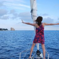 Location de bateau avec skipper Golfe-Juan (06220) – Voilier avec skipper – Alpes-Maritimes – Côte d'Azur – Photo n°6