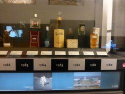 Frise chronologique des parfums