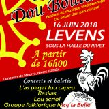Festin Dou Boutaù 2018, Levens, Samedi 16 juin 2018