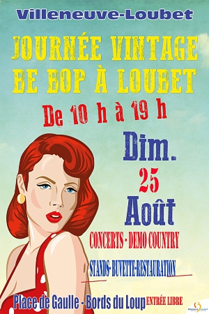 Be Bop à Loubet