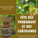 Fête des Vendanges et des Châtaignes, Saint-Paul, Dimanche 25 oct 2020