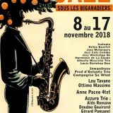 Jazz sous les Bigaradiers 2018, La Gaude, Du 8 au 17 novembre2018
