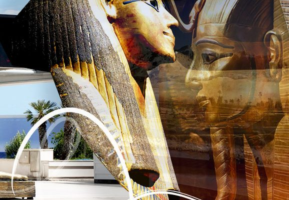 Exposition «L'Or des Pharaons»