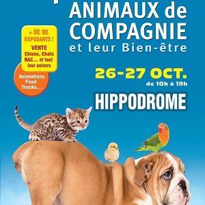 Salon des Animaux de Compagnie, Cagnes/Mer, 26 et 27 octobre 2019