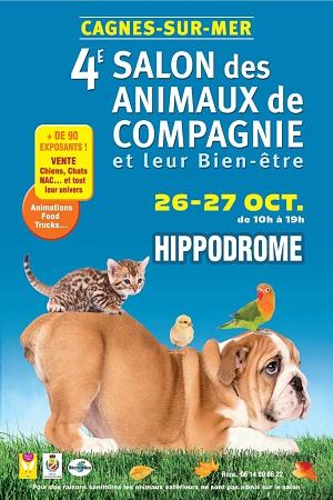Salon Des Animaux De Compagnie Cagnes Mer 26 Et 27 Octobre