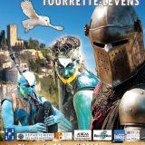 Fête Médiévale 2019, Tourrette-Levens, Dimanche 28 avril 2019